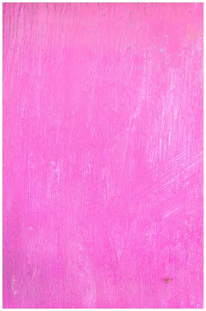 Pink Painted Door, St. Monans