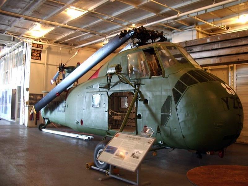 Sikorski UH-34D Seahorse 3