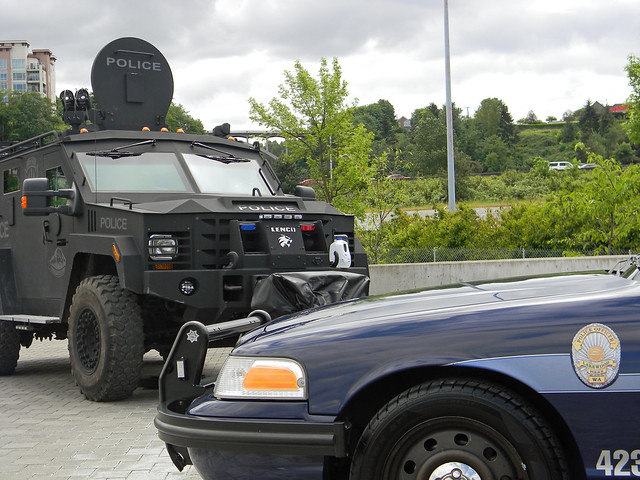 Lakewood PD & Pierce County METRO SWAT, Washington (AJM NWPD)