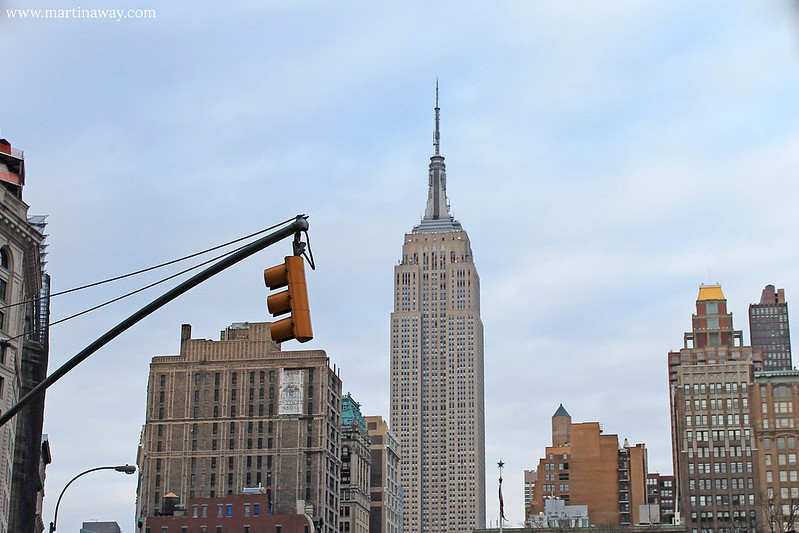 Empire, curiosità su New York
