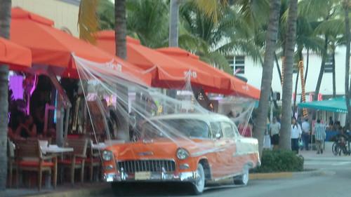 Miami Beach: Restaurant/Bar with Eye Catcher - Ocean Drive