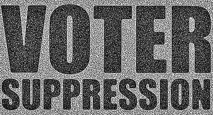 7 Ways The New Georgia Voting Law Affects Minority Voters