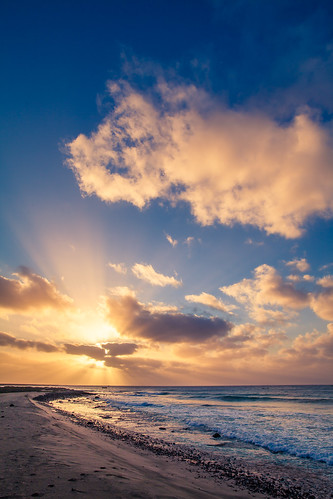 Santa Maria Sunrise | by gstening