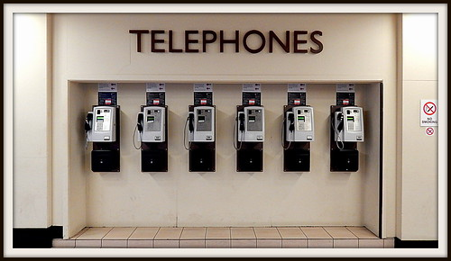 Telephones | by drivethrucafe
