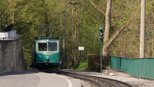 Drachenfelsbahn Germany 2016