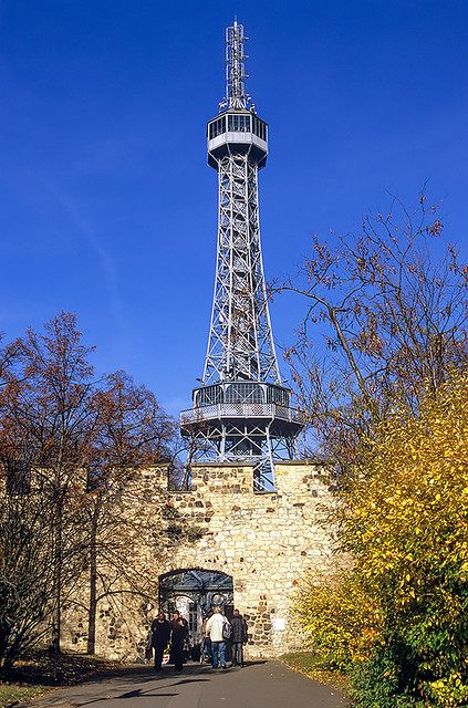 Petrin Tower, Prague