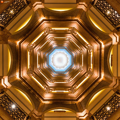 Centered - Emirates Palace - Abu Dhabi - VAE