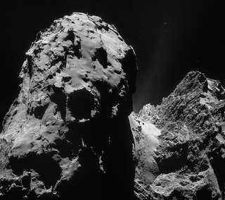 Comet 67P on 10 December - NAVCAM | by europeanspaceagency