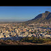 Image: Cape Town from Signal Hill