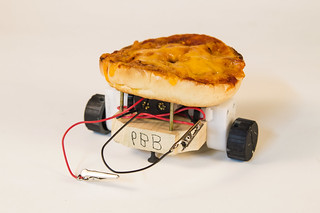 Pizza Bagel Bot | by Pete Prodoehl