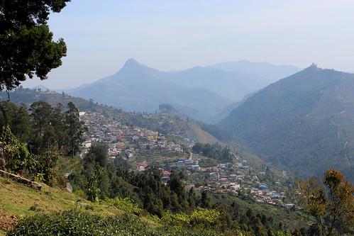 india town view tamilnadu westernghats palanihills missionarystation