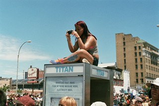 Mermaid Parade, Brooklyn, 2014