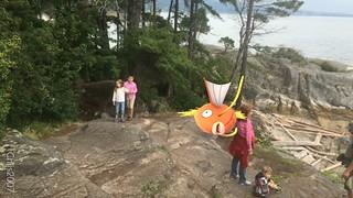 Pokemon Go in Lighthouse Park | by Marc van der Chijs