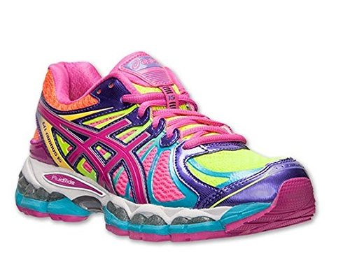 nouvelle arrivee 773ee d5310 Asics Gel-Nimbus 15 Women's Running Shoe, Safety Yellow/Be ...