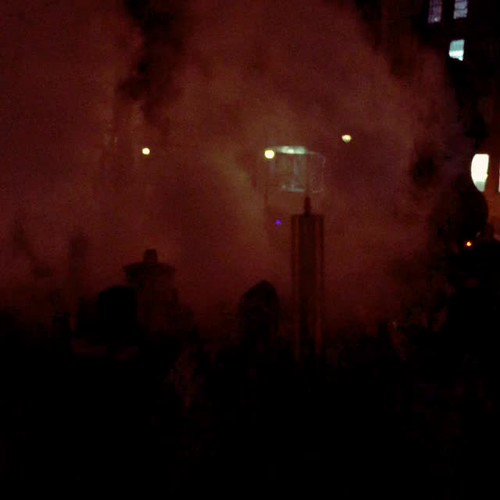 Steam Whistles at Pratt Institute New Year's Eve