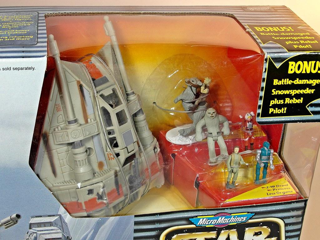 Micro Machines Star Wars Action Fleet Princesse Leia