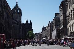 escape artist, Edinburgh