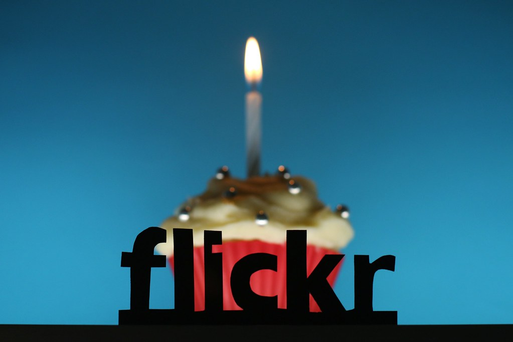 Happy Birthday Flickr