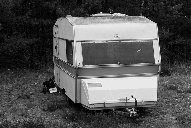 Dumped Camper