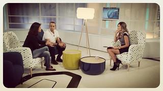 En el programa Buenos Dias Canarias de la Televisión Canaria  hablando del método La Era de Los Valientes con la compi Sonia Pages. #Cidecan16   by Pedro Baez Diaz @pedrobaezdiaz