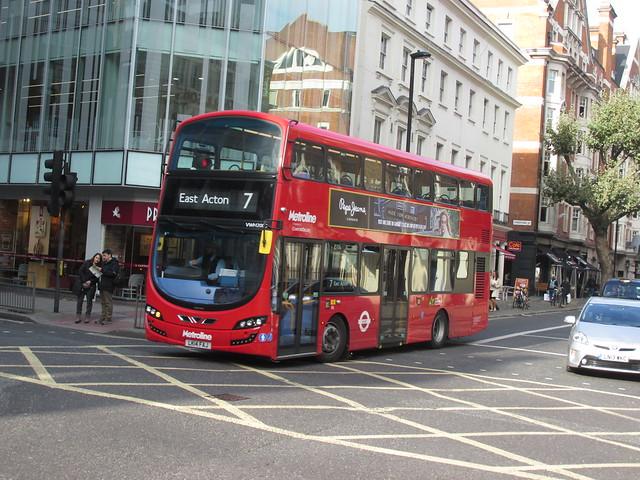 VWH2013, New Oxford Street, London, 22/10/14