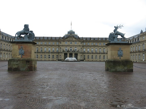 New Palace in Stuttgart | by dungodung