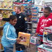 "USW Local 10 Helps ""Shop with a Cop"""