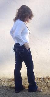 Angel Bootcut Jean