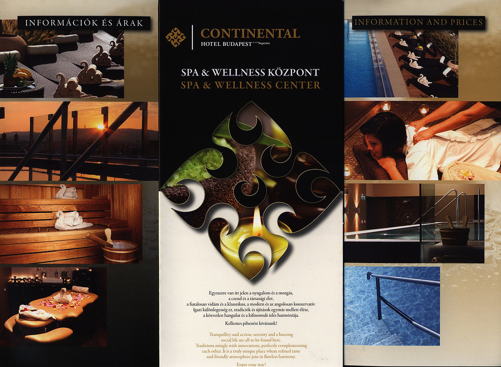 Continental Hotel Budapest Superior Spa Wellness Cente Flickr