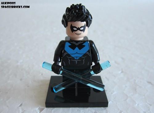 Lego 30606 polybag Nightwing p5