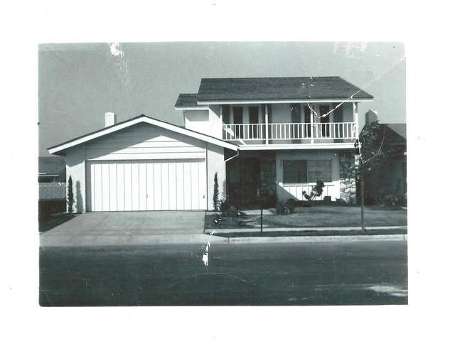 College Park East in Seal Beach, CA in 1966 - Model 21-D