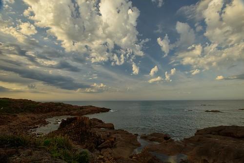 sunrise dawn nikon rocks australia textures newsouthwales aus portstephens d610 annabay birubipoint paulhollins