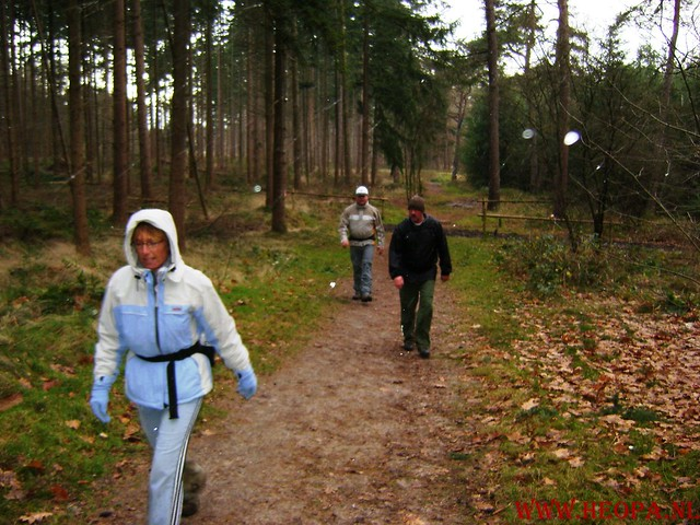 Baarn 40 Km    22-11-2008 (85)
