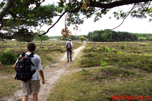 3 juli 2010  'T Gooi 40 Km (10)