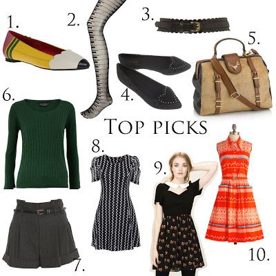 Top picks I love: week 21