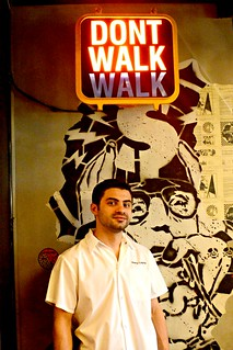 Chef Vinny Lauria of Linguni Fini Hong Kong | by Razlan