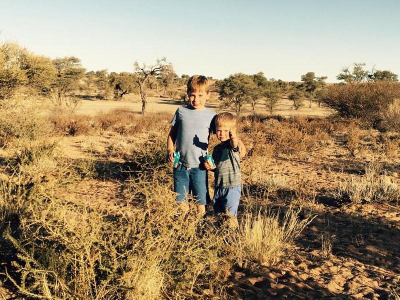 Molopo Kalahari Lodge