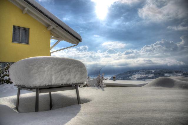 Winter in Kaltbrunn - Switzerland