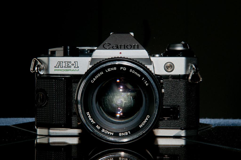 CCR - Review 4 - Canon AE-1 Program