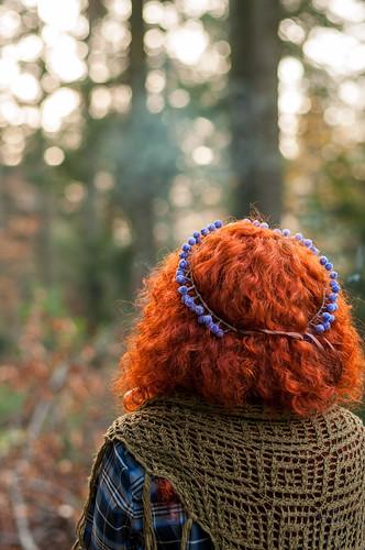 sunset girl forest dof bokeh ukraine redhead carpathian nikkor50mmf14 nikond90