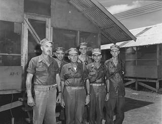 Division Ordnance Section Headquarters Battalion, 1st Marine Division, Chu Lai, June 1966