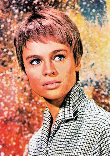 Julie Christie in Fahrenheit 451 (1966)
