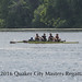 2016 QCMR Fours 4+