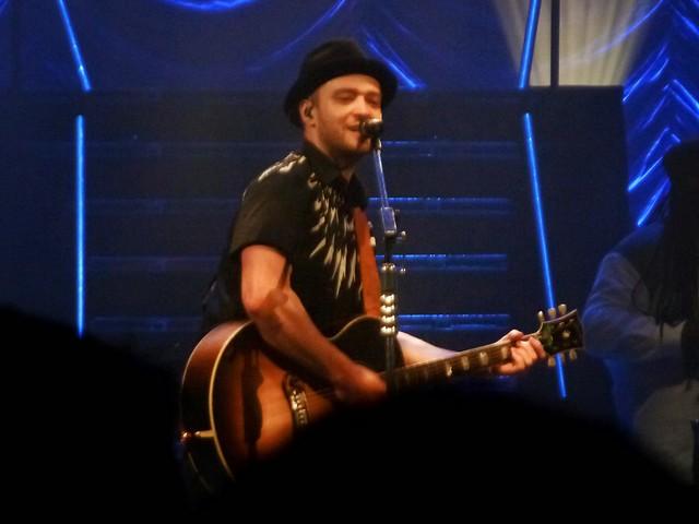 Justin Timberlake - Olympia, Paris (2014)