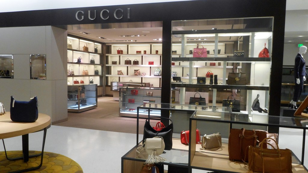 8c31ac7267efcf ... Gucci Handbag and Accessories Boutique at Nordstrom downtown Seattle,  WA | by PatricksMercy