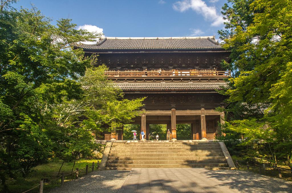 Nanzen-ji Sanmon Gate