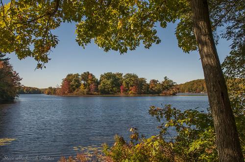 smack53 waywayandastatepark waywayanda newjerseystatepark vernon newjersey water lake trees fall fallcolors fallseason autumn autumncolors scenery scenic outdoors outside nikon d300 nikond300