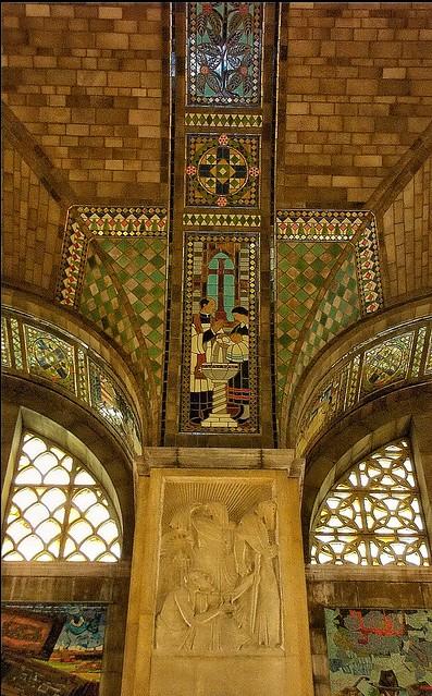 Lincoln Nebraska ~ Nebraska State Capitol ~ Interior ~ Historical