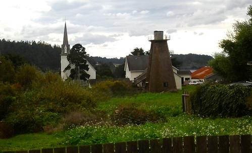 sky church watertower explore mendocino odc