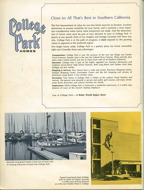 College Park East brochure p16